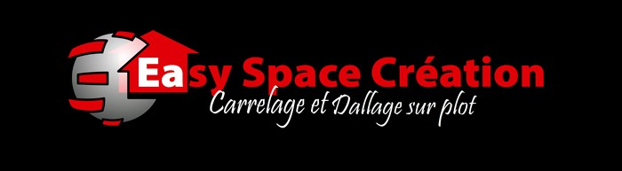 EASY SPACE CREATION Carrelage et Dallage Sur Plot